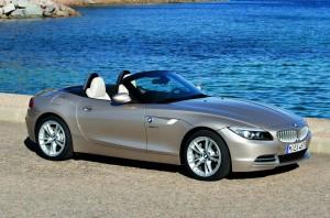 Mallorca BMW z4 cabriolet
